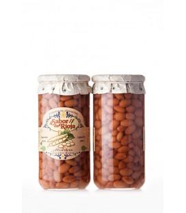 Caparrones Pintos Cocidos (Pack 6 uds.)