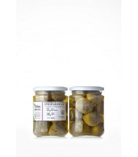 Alcachofas Extra en Aceite de Oliva