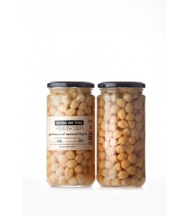 Garbanzos Selectos Extra al Natural (Pack 6 uds.)