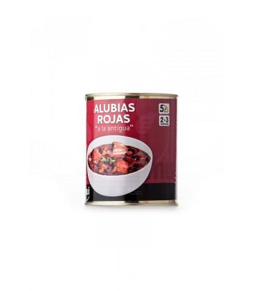 """Alubias Rojas Guisadas """"A la Antigua"""""""