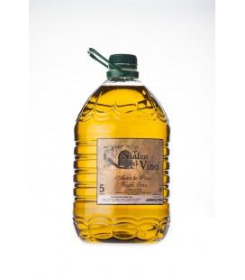 Aceite de Oliva Virgen Extra Ninfeo - Arbequina 5L