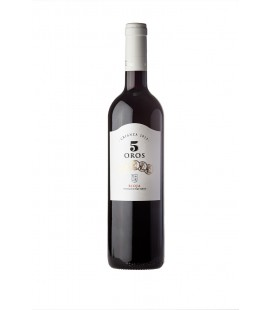5 Oros Crianza Rioja