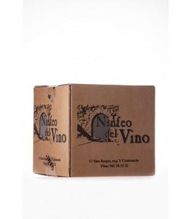 Vino Cosechero a granel - Bag in Box 5 litros