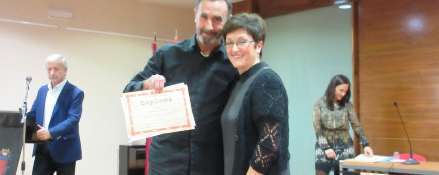 Ninfeo del Vino premiado en el II Concurso de Emprendedores de Alfaro (La Rioja)